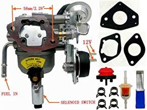 HGJAC HGJA with Mounting Gaskets Fuel Filter Cleaner Tool Kit replace number 5410765 146-0774 141-0983 Carburetor for Onan 5500 Generator Grand Marquis Gold Generator HGJAA Model A HGJAB