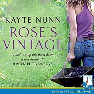 Rose's Vintage                   By:                                                                                                                                 Kayte Nunn                               Narrated by:                                                                                                                                 Karen Cass                      Length: 9 hrs and 5 mins     7 ratings     Overall 4.6
