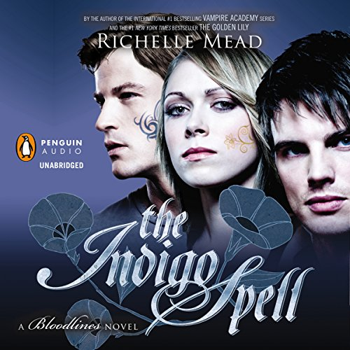 Couverture de The Indigo Spell