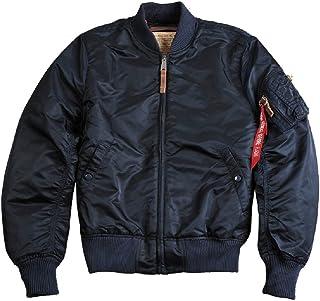 Alpha Industries Explorateur Sans Ourlet Veste BNWT Designer Homme Manteau Vêtements