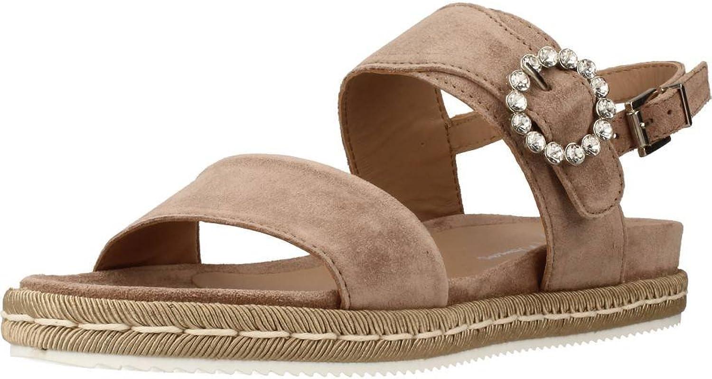 ALPE Sandalen Sandaletten, Farbe Braun, Marke, Modell Sandalen Sandaletten 3753 11 Braun