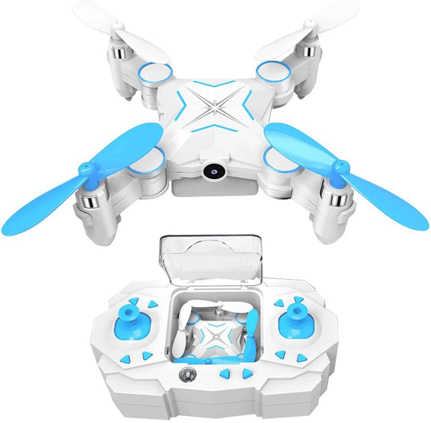 Mini Foldable RC Drone Wifi RC Quadcopter with 0.3 MP HD Camera Remote Control Drone