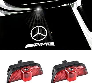 TOOGOO Sinistra//Destra W204 Specchietto Retrovisore Specchietto Retrovisore Luci di Direzione per Mercedes per Classe Ml Classe C W204