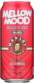 Marleys Mellow Mood Tea Lmnade Rspbry Lite,(15.5 oz) 12 pack