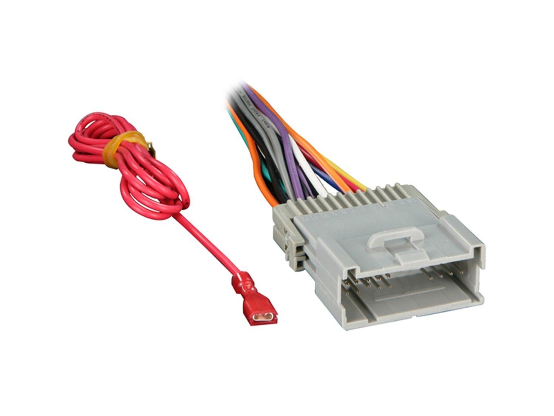 Amazon.com: Metra 70-2003 Radio Wiring Harness For GM 98-08 Harness: Car  ElectronicsAmazon.com