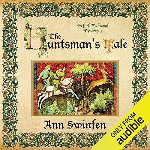 The Huntsman's Tale audiobook cover art