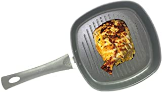 Aluminum Nonstick Stove Top Square Grill Pan Perfect for Meats Steaks Fish And Vegetables Square Grill Cookware Nonstick C...