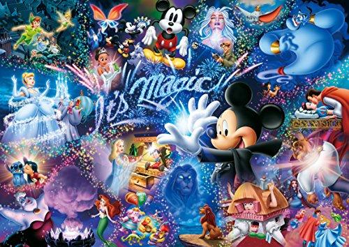 テンヨー(Tenyo) 1000ピース ジグソーパズル ディズニー It's Magic! 世界最小1000ピース(29.7x42cm)