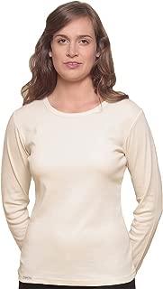 Acadia Women's Organic Cotton Fair Trade Long Sleeve
