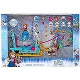 Disney B7738 Frozen PLAYSET, Multicolor