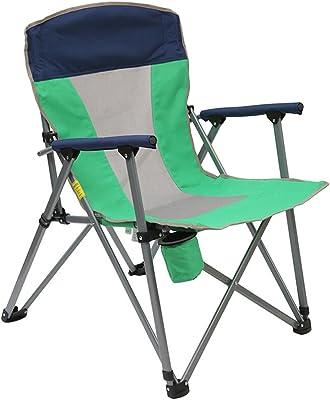 TYU Sillas de Acampada Silla de Camping al Aire Libre de Ocio portátil Picnic Plegable Silla