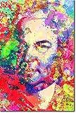 // TPCK // Johann Sebastian Bach Kunstdruck 'Colourburst' -