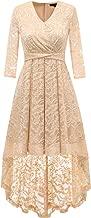 Best cream colored lace bridesmaid dresses Reviews
