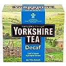 Yorkshire Tea Decaf, 80 Tea Bags (Pack of 5, total 400 teabags)