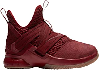 9add039d3451b Nike Lebron Soldier XII SFG (GS) Girls Basketball-Shoes AO2910-600 5.