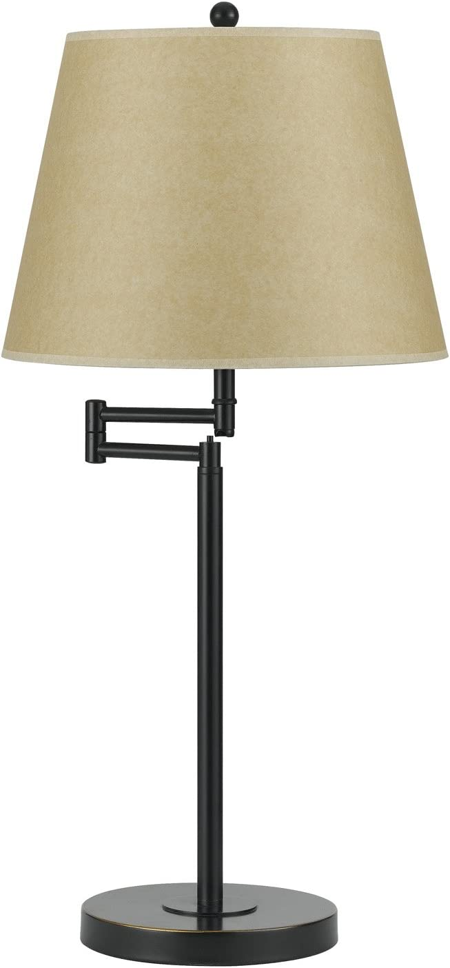 Cal Lighting BO-2077TB-DB Table Lamp Shades with D Fabric All stores are Award-winning store sold Beige