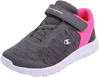 Champion Girls' Toddler Strap Gusto Cross Trainer