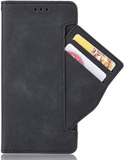 HAOYE Hoesje voor Nokia 5.3 Hoesportemonnee, Nokia 5.3 Flip Cover, Lederen Beschermhoes & Credit Card Pocket, Ondersteunin...