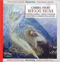 Requiem En Re Mineur/Op.48-Cant