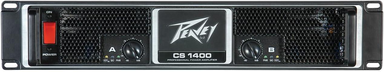 Peavey CS Luxury goods 1400 Spasm price - Amplifier Watt Power