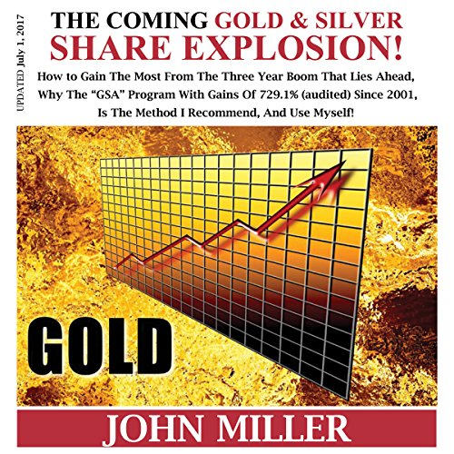 The Coming Gold and Silver Share Explosion! cover art