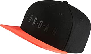 4a1157fb2acf9 Nike Jordan Pro Legacy JM AIR Chapeau Mixte Adulte, Black/Infrared 23, FR