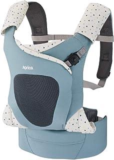 Aprica(アップリカ) 新生児から使える抱っこ紐 コアラ koala (ホールディングパッド・よだれパッド付属) ブルーグレー 2049500