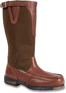 G075 Men's Athens Waterproof Snake Boot Brown