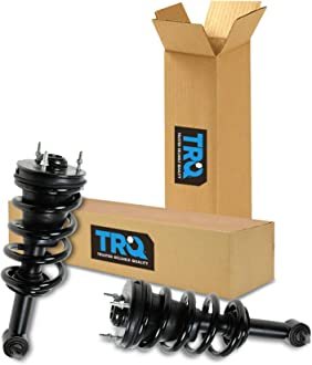 Front Quick Complete Struts /& Coil Spring Assemblies Compatible with 2013-2015 Chevrolet Traverse Pair