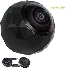 360fly 360° HD Video 1080p Camera -Dust-Proof, Shockproof, Water Resistant- (Renewed)