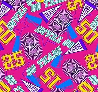 Best cheerleading fleece fabric Reviews