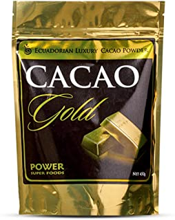 Power Super Foods Organic Gold Ecuadorian Cacao Powder 450 g