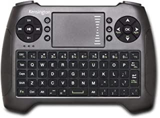 KENSINGTON(R) Wireless Handheld Keyboard, Black, K75390WW