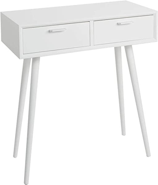 Silverwood CPFT1532B Console Table White