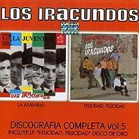 Discografia Completa V.5: La Juventud/Felicidad Fe