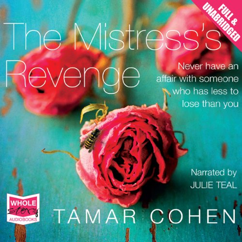 The Mistress's Revenge audiobook cover art