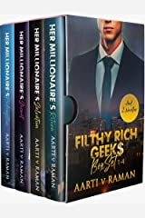 Filthy Rich Geeks Boxset : A Hot Indian Millionaire Romance Collection Kindle Edition