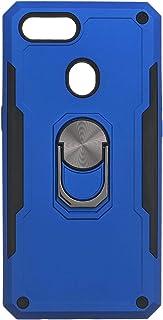 جراب خلفى قوى آيرون مان بحلقة معدنية ومسند لريلمي C1 - ازرق