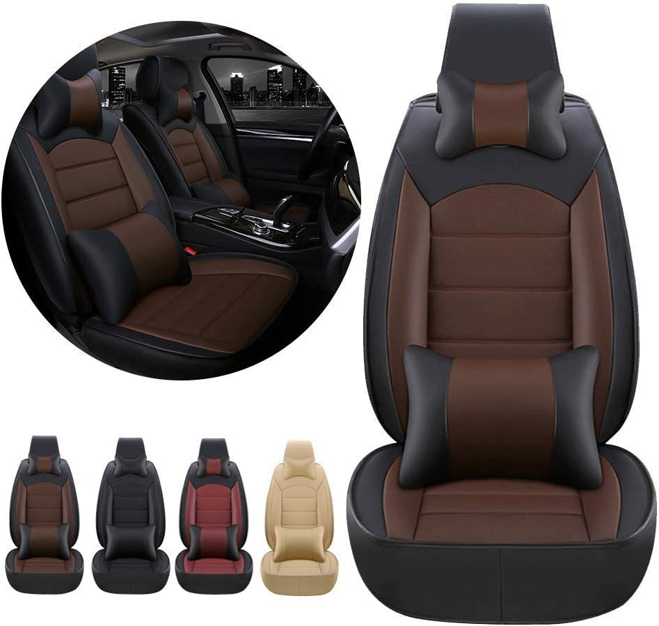 Luxury Car Front Seat Covers New life PU Rover New popularity Rov Land Range Leather for