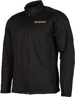 KLIM Inferno Jacket XL Black - Klim Yellow