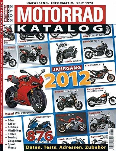 Motorrad-Katalog 2012