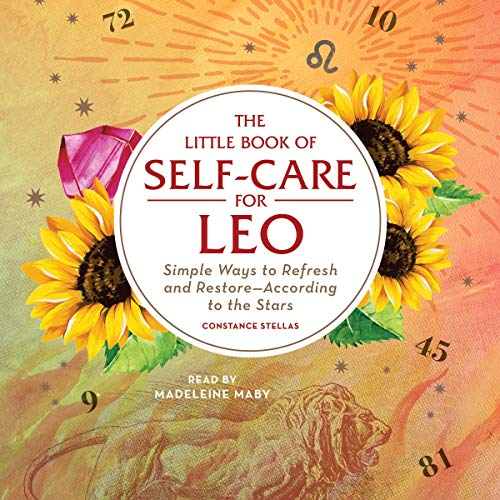 The Little Book of Self-Care for Leo cover art