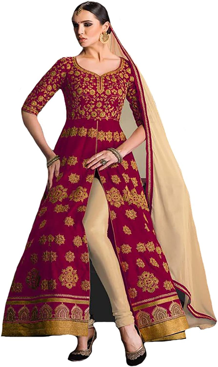 Best Ever Collection Anarkali Salwar Kameez suit Wedding Ceremony bridal 8634