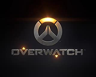 12x10 Inch Overwatch Speed Soft Gaming Mouse Pad for Gamers Waterproof