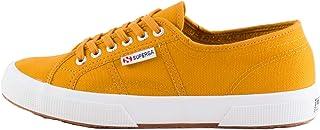 Superga 2750 Cotu Classic, Baskets Mixte, Yellow Golden, 35.5 EU