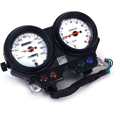 Ysmoto Motorrad Tacho Messgerät Tachometer Kilometerzähler Tacho Meter Tacho Messgerät Für Honda Cb250f Hornet250 Hornet 250 00 05 2000 2005 Motorrad Street Bike Auto