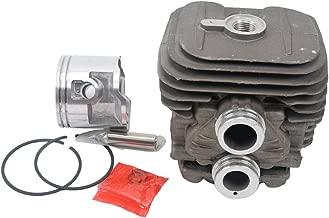 SaferCCTV 50mm Cylinder Pot & Piston Assembly Kit Set for Stihl TS410 TS420 Cut Off Saws Replacement Part# 4238 020 1202, 4238 030 0400, 9503 003 0351, 9512 003 2344