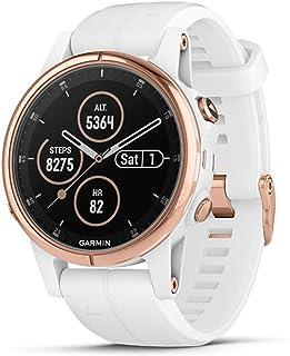 Garmin Fēnix 5S Plus, Bluetooth, 240 x 240 pixels, roségoud, sporthorloge