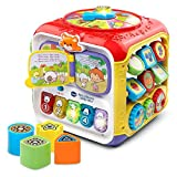 Best Activity Cubes - VTech Sort and Discover Activity Cube Review
