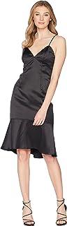 Bardot womens Henley Flounce Dress A-Line